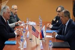 تیلرسون خواستار همکاری روسیه و آمریکا در زمینههای مشترک شد