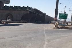 رکود پروژه پل سیدی در کرمان ادامه دارد