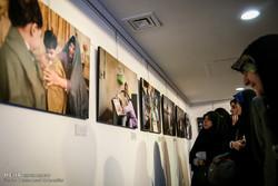 نمایشگاه«نگارههای شهر عاشقی»در مشهد افتتاح شد