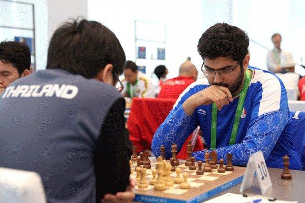Iranian chess player ranks 3rd at 23rd Bavarian Championship Open