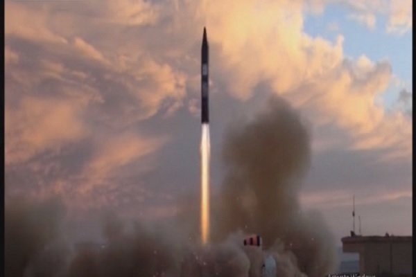 VIDEO: 'Khorramshahr' missile test-fire