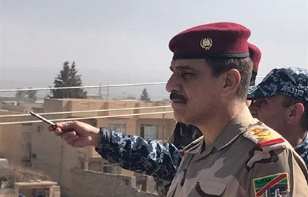 Haşdi Şabi'den Kerkük'te büyük operasyon