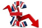 پوند انگلیس سقوط کرد