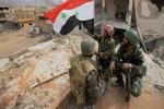 تداوم پیشروی های ارتش سوریه در حومه حمص