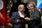 سینماگران فعال در عرصه مقاومت تجلیل شدند/ قدردانی ویژه از نصیریان