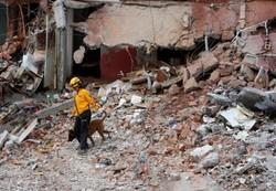 زلزال عنيف بشدة 7.5 درجة يضرب المكسيك