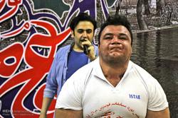 مسابقات قوی ترین مردان ایران در سنندج