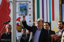 آغاز سال تحصیلی جدید در دبیرستان البرز