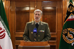 Iran needs no permission to develop defense might: MoD