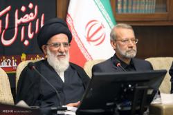 اولین جلسه مجمع تشخیص مصلحت نظام در دوره جدید