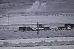 انهدام تانک  تروریستهای جبهة النصرة در حومه حماه