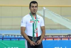 محمد دانشور دوچرخه سواری بازیهای آسیایی ترکمنستان