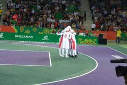 تیم بسکتبال سه نفره بانوان ایران