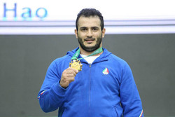 National weightlifter sets new world record in Ashgabat