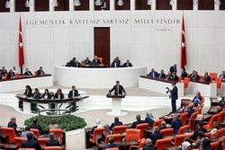 Turkish parl. extends mandate for troop deployment in Iraq, Syria