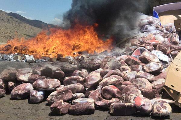 کشف و ضبط بیش از ۱۲ تن مواد غذایی فاسد در کرمانشاه طی امسال