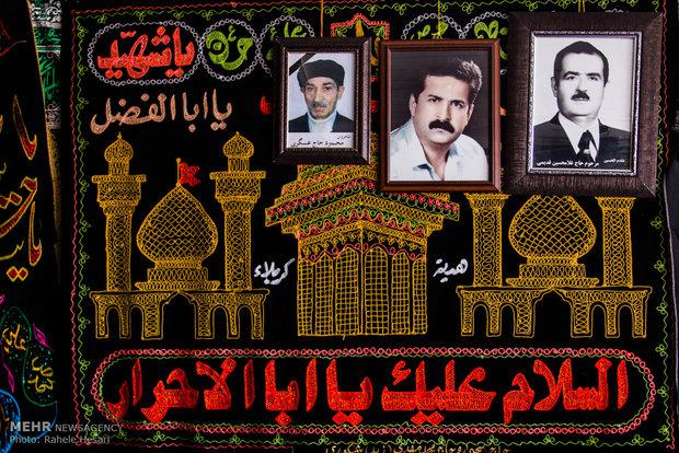 "طقوس محرم في ""كركان"" شمالي إيران"