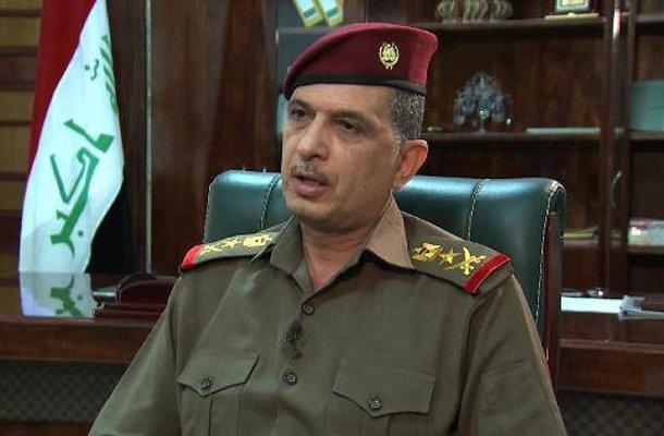 رئیس ستاد ارتش عراق