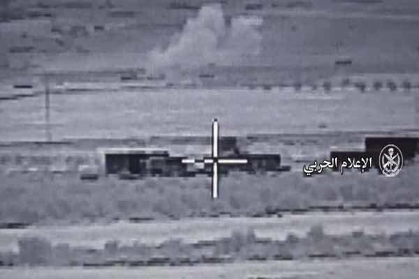 Suriye ordusundan Nusra Cephesi'ne büyük darbe