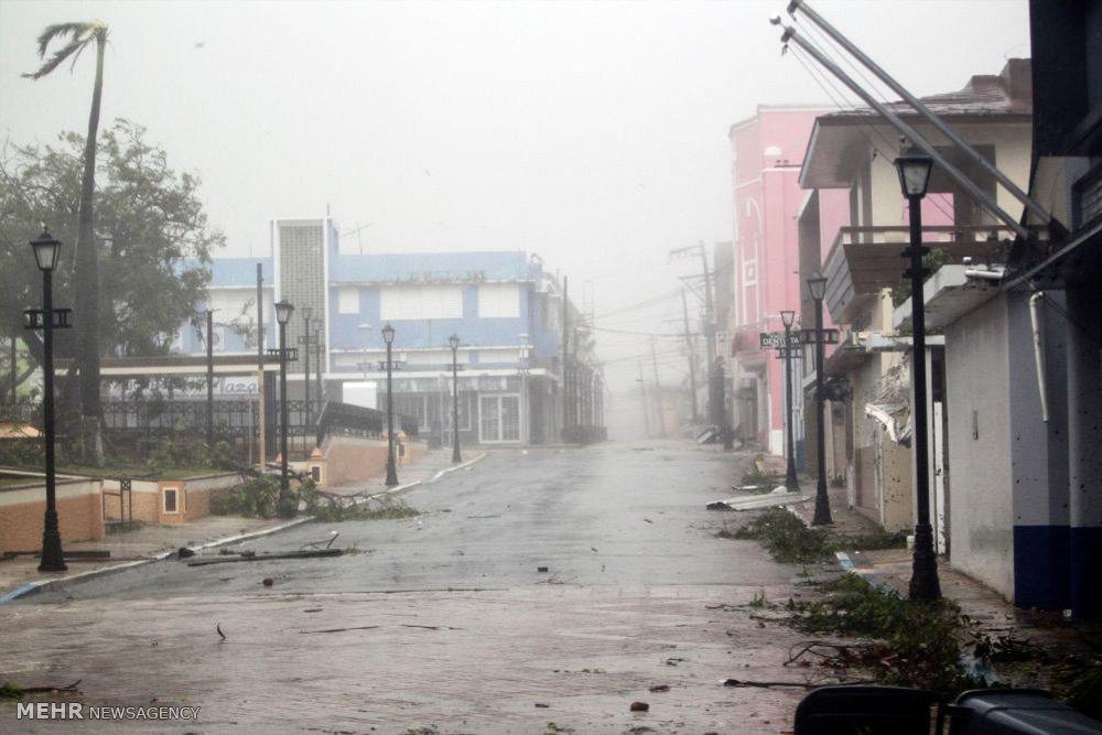طوفان ماریا در پورتوریکو