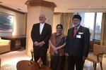 نشست سه جانبه ایران، عمان و هند با محوریت انرژی