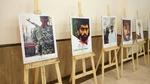 نمایشگاه تجسمی «راهی که از سر گرفته ایم» در کرمانشاه افتتاح شد