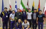Wrestlers finish 3rd at World Military C'ships