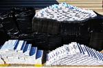 کشف بیش از ۶ میلیارد کالای قاچاق از بار سبوس در جاده مخصوص کرج