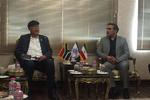 اعزام هیأتی از بخش تعاون آفریقای جنوبی به ایران