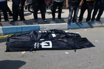 بی احتیاطی راننده در قزوین جان رفتگر شهرداری را گرفت
