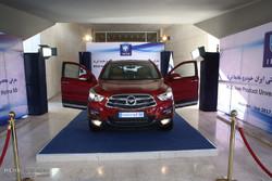 İran otomotiv sanayisinin yeni ürünü açığa çıkarıldı