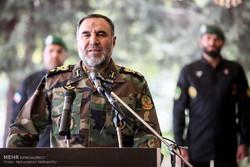 العميد حيدري: الجيش الإيراني في ذروة استعداده القتالي