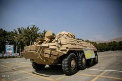 İran Ordusu'nun yeni teçhizatı açığa çıkartıldı