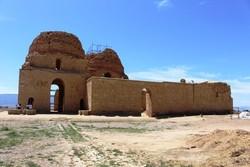 بنای تاریخی کاخ ساسانی تخریب نشده است / بارش ۲۲ میلیمتر باران