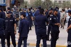 پلیس کویت