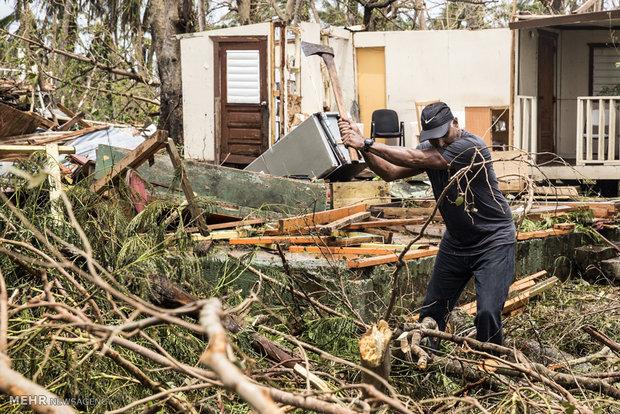 طوفان ماریا در دریای کارائیب