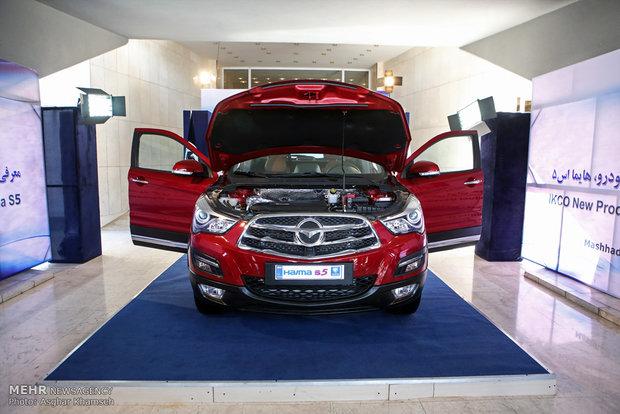 """بدء مشروع إنتاج سيارة """"دنا"""" الايرانية بمواصفات جديدة"""