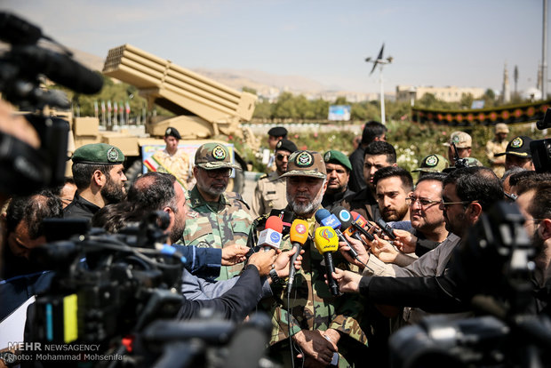 Iran's Army unveils new military achievements