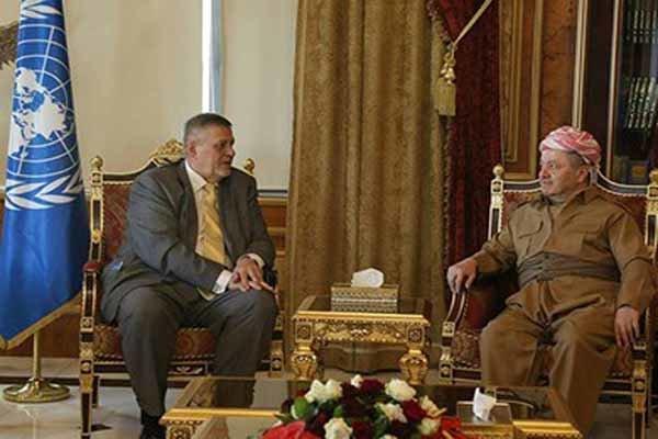 IKBY Başkanı Barzani: Referandumun ertelenmeyecek