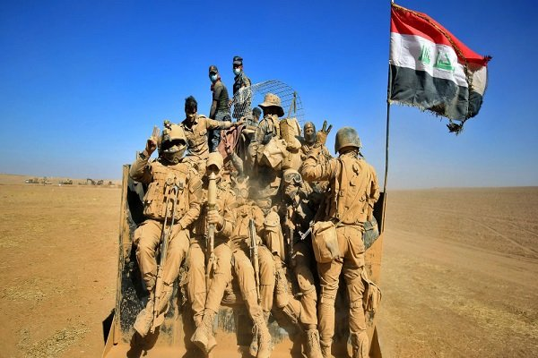 الجيش العراقي: قواتنا على الحدود السورية لم تتعرض إلى ضربات جوية