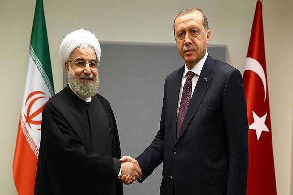 Ruhani ile Erdoğan telefonda Suriye'yi görüştü