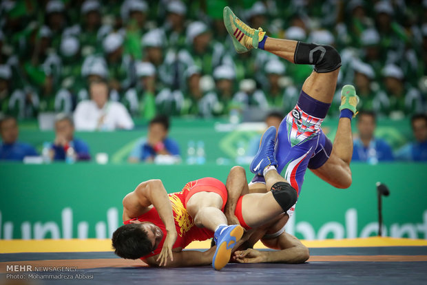 مسابقات قهرمانی داخل سالن آسیا -۷