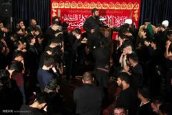 مجالس العزاء الحسينية في مدينة هامبورغ الألمانية / صور