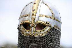محاكاة حروب القرون الوسطى في العاصمة الأسترالية / مصور