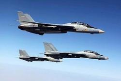 الوحدات الجوية الإيرانية تجري مناورات في سماء الحدود الغربية
