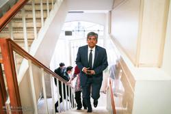 Hindistan'ın Tahran Büyükelçisi Mehr'i ziyaret etti