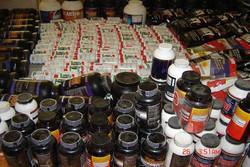 ۱۰ هزار عدد داروی غیرمجاز در بابل کشف شد