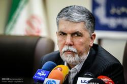 اولین نشست خبری وزیر فرهنگ و ارشاد اسلامی با اصحاب رسانه