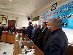 اولین فرماندار دولت دوازدهم در مازندران معرفی شد
