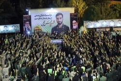 دعوت حزب ندای ایرانیان برای حضور گسترده در تشییع پیکر شهید حججی
